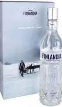 Водка «Finlandia» в подарочной упаковке с двумя рюмками