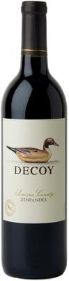 Вино красное сухое «Decoy Zinfandel» 2015 г.