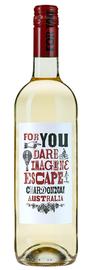 Вино белое сухое «Escape Chardonnay» 2017 г.