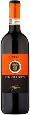 Вино красное сухое «Piccini Chianti Riserva» 2014 г.