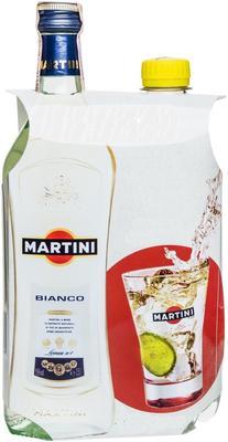 Вермут «Martini Bianco with tonic»