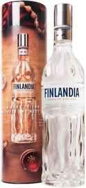 Водка «Finlandia» в металлической тубе