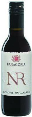 Вино столовое красное полусладкое «Номерной резерв»