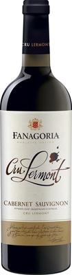 Вино красное сухое «Крю Лермонт Каберне-Совиньон Фанагории»
