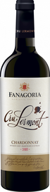 Вино белое сухое «Крю Лермонт Шардоне Фанагории»