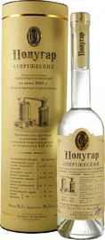 Напиток алкогольный крепкий «Полугар Супружеский» в подарочной упаковке
