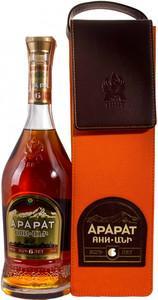 Коньяк армянский «Ararat Ani» в сувенирной сумке