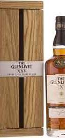 Виски шотландский «Glenlivet 25 Years Old» в подарочной упаковке