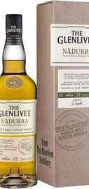 Виски шотландский «Glenlivet Nadurra First Fill Selection» в подарочной упаковке