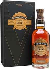 Виски шотландский «Chivas Regal Ultis» в подарочной упаковке