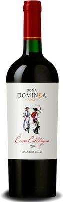 Вино красное сухое «Dona Dominga Cuvee Colchagua»
