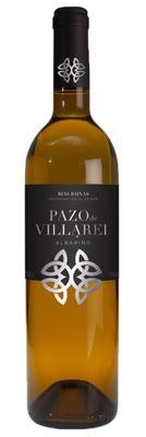 Вино белое сухое «Pazo de Villarei Albarino Rias Baixas»