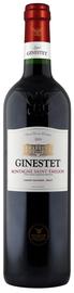 Вино красное сухое «Montagne Saint-Emilion» 2016 г.