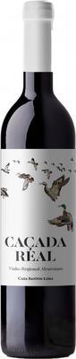 Вино красное полусухое «Cacada Real»
