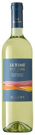 Вино белое полусухое  «Le Rime» 2017 г.
