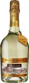 Вино игристое белое брют «Villa Cialdini Pignoletto»