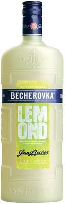 Ликер «Becherovka Lemond»