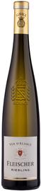 Вино белое полусухое «Riesling Alsace Fleischer» 2016 г.