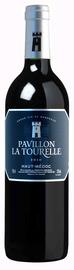 Вино красное сухое «Pavillon la Tourelle Haut-Medoc» 2015 г.