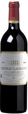 Вино красное сухое «Chateau Lagrange Lussac Saint-Emilion» 2012 г.