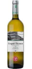 Вино столовое белое полусухое «Старый Тбилиси Супрули»