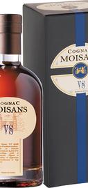 Коньяк французский «Cognac Moisans VS» В подарочной упаковке