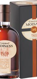 Коньяк французский «Cognac Moisans VSOP» В подарочной упаковке