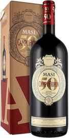 Вино красное сухое выдержанное «Masi Campofiorin» 2014 г. в подарочной упаковке