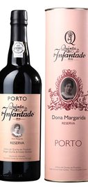 Портвейн сладкий «Porto Reserva D Margarida Quinta do Infantadо Tawny» В тубе