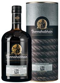 Виски шотландский «Bunnahabhain Stiuireadair, 0.7 л» в подарочной упаковке