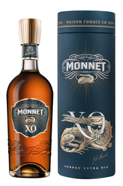 Коньяк французский «Monnet XO» в тубе