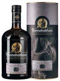 Виски шотландский «Bunnahabhain Toiteach A Dha» в тубе