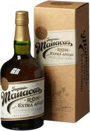 Ром «Ingenio Manacas Extra Anejo Ron» в подарочной упаковке