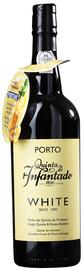 Портвейн полусухое «Porto White Quinta do Infantado»