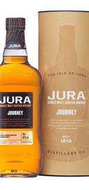 Виски шотландский «Jura Journey» в тубе