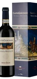 Вино красное сухое «Brunello di Montalcino Castelgiocondo» 2013 г., в подарочной упаковке