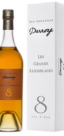 Арманьяк «Bas-Armagnac Darroze Les Grands » в подарочной упаковке
