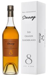Арманьяк «Bas-Armagnac Darroze Les Grands» в подарочной упаковке