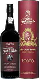 Портвейн сладкий «Porto Reserva Especial Quinta do Infantado Ruby» в тубе