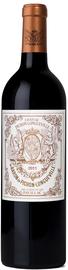 Вино красное сухое «Chateau Pichon Longueville Baron Pauillac» 2012 г.