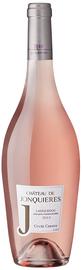 Вино розовое сухое «Languedoc Cuvee Cersius Chateau de Jonquieres» 2016 г.