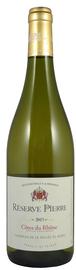 Вино белое сухое «Cotes du Rhon Blanc Reserve de Pierre» 2017 г.