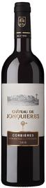 Вино красное сухое «Corbieres Chateau de Jonquieres» 2015 г.