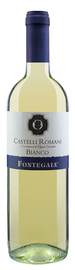 Вино белое сухое «Fontegaia Castelli Romani Bianco» 2017 г.