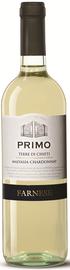 Вино белое сухое «Malvasia - ChardonnayTerre di Chieti Primo Farnese»