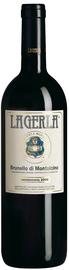 Вино красное сухое «Brunello di Montalcino La Gerla» 2012 г.