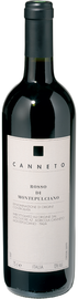 Вино красное сухое «Rosso di Montepulciano Canneto» 2016 г.