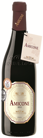 Вино красное полусухое «Amicone Veneto Cantine Di Ora» 2015 г.