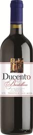Вино красное сухое «Bardolino Ducento» 2015 г.