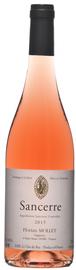 Вино розовое сухое «Sancerre Rose Florian Mollet» 2016 г.